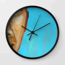 Don't Look Wall Clock