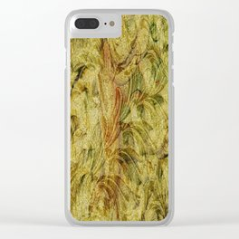 King of Coins Clear iPhone Case