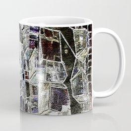 Abstract cityscape Coffee Mug