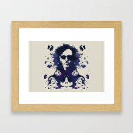 Burton Test Framed Art Print
