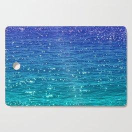 SEA SPARKLE Cutting Board
