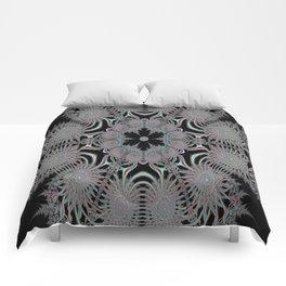Coloured Snowflake Comforters