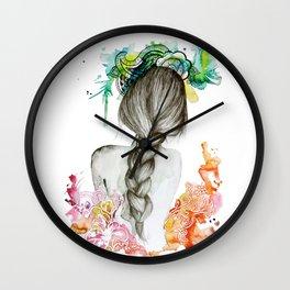 NO PLACE LIKE YOU Wall Clock