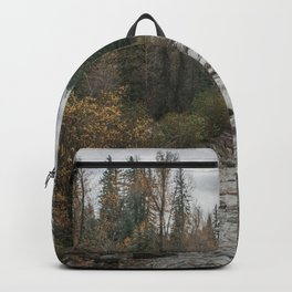 Rocky River Autumn Backpack
