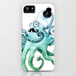 Dapper Octopus iPhone Case