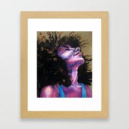 Ginny Framed Art Print