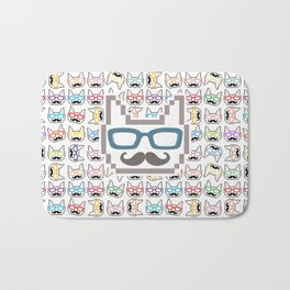 Cool cats' world Bath Mat