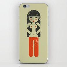 Island Girl iPhone & iPod Skin