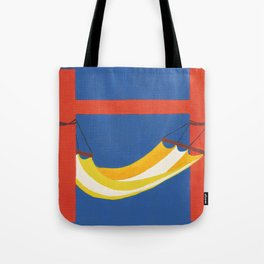 H is for Hammock Tote Bag