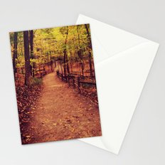 Follow Me Into Fall Stationery Cards