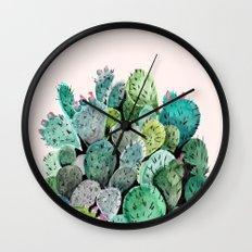 Desert Princess Wall Clock