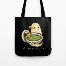 quackamole Tote Bag