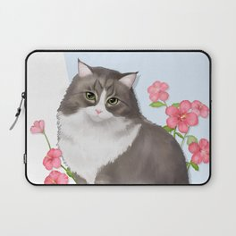 Cat ari Laptop Sleeve
