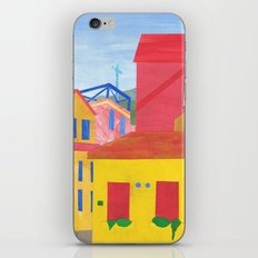 Cannaregio, Venice. (Remixed) iPhone & iPod Skin