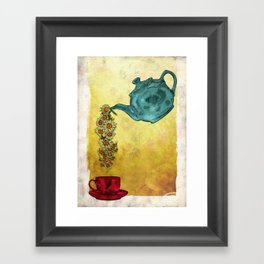 Camomile Framed Art Print
