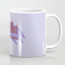 Mog Net Coffee Mug