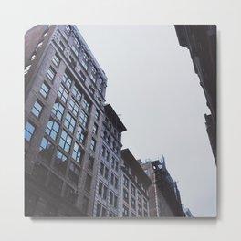City pt. 1 Metal Print