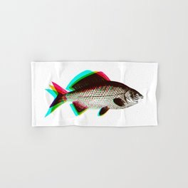 fish + fish + fish Hand & Bath Towel