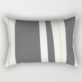 Abstract Minimal Lines and Stripes 1 Rectangular Pillow