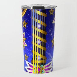 Fusion Keyblade Guitar #164 - Starlight & Star Seeker Travel Mug