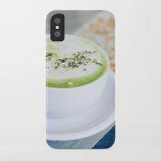 Matcha Slim Case iPhone X