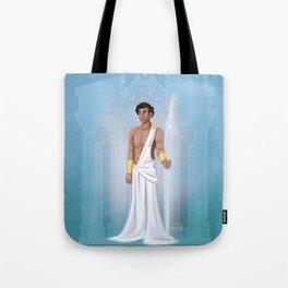 Greek Gods - Zeus Tote Bag