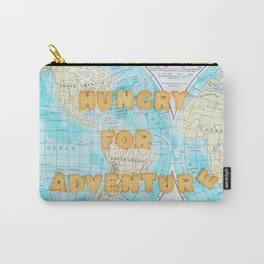 Hungry for adventure Carry-All Pouch
