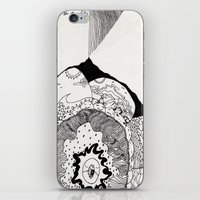 skyfall iPhone & iPod Skins featuring skyfall by Kyle Ellsworth