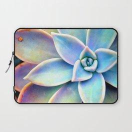 Bright Succulent Laptop Sleeve