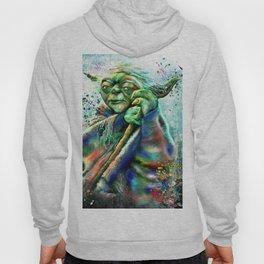 Yoda Painting Hoody