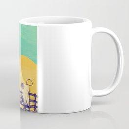 Cow Sunset Coffee Mug