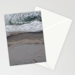 Pacific Beach Waves Stationery Cards