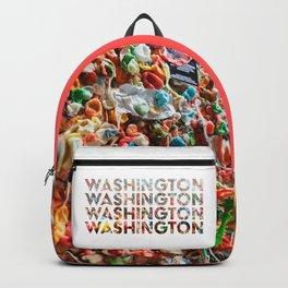 Washington - Gum Wall Backpack