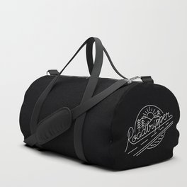 Roadtripper - white Duffle Bag