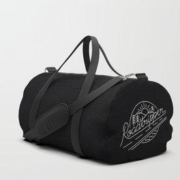 Roadtripper - white Duffle Bag