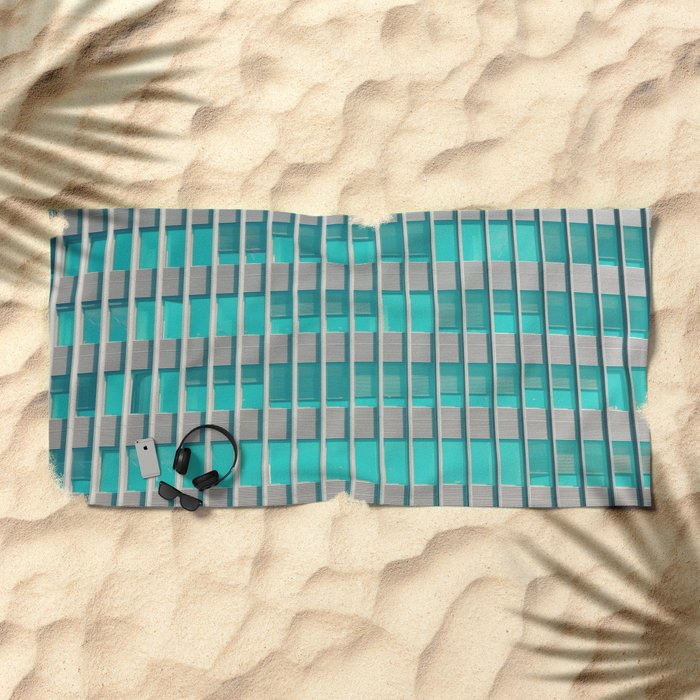 #107 Beach Towel