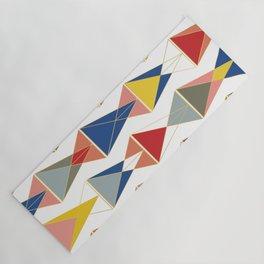 Triangular Affair Yoga Mat