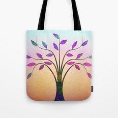 Ornamental Tree Tote Bag