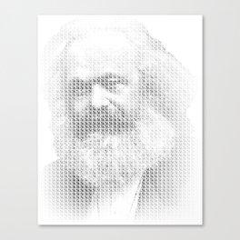 Marxsaic Canvas Print
