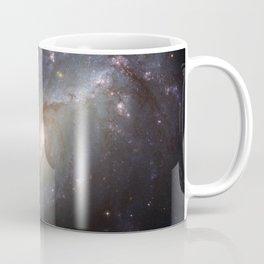 Barred Spiral Galaxy NGC 1672 Coffee Mug