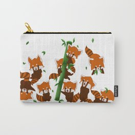 PandaMania Carry-All Pouch