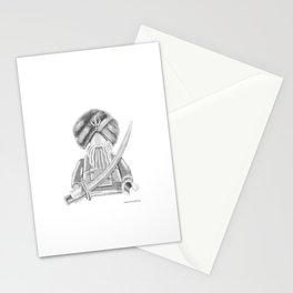 Sikh Warrior Stationery Cards