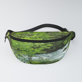 Forest Through The Trees Fanny Pack