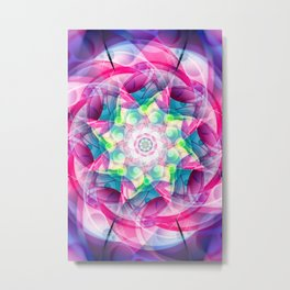 Vector Colorful Design Metal Print