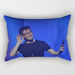 Morten Harket of A-HA Rectangular Pillow