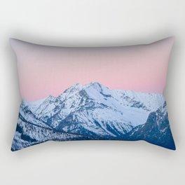 Pinkish sky Rectangular Pillow