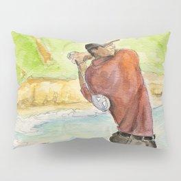 Tiger Woods_Professional golfer Pillow Sham