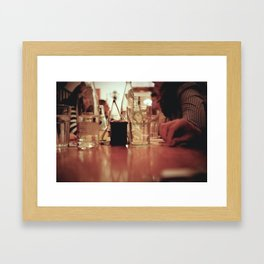 At Rest  Framed Art Print