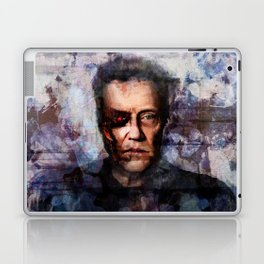 Christopher Walken Terminator Laptop & iPad Skin