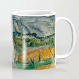 "Paul Cezanne ""House in Provence"" Coffee Mug"